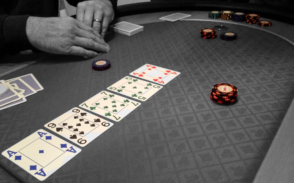 Top bad poker practices