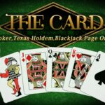 Here's how to make your first Texas Hold Em poker steps