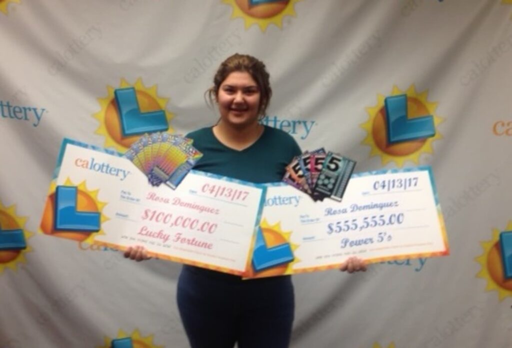 lottery changed the lives of the winners